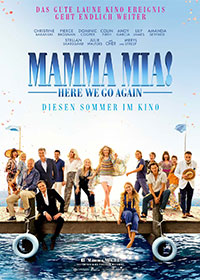 MAMMA MIA 2 - HERE WE GO AGAIN!