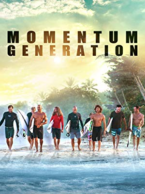 Nouvague Surf Film Nacht MOMENTUM GENERATION