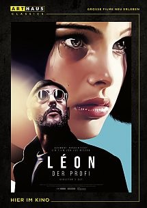 LÉON - DER PROFI - Director's Cut - REMASTERED