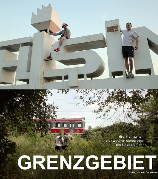 GRENZGEBIET - Graffiti Roadtrip